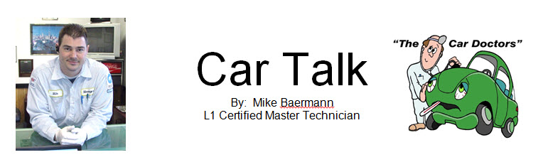 Car Talk by Mike Baermann
