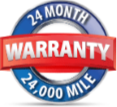 AutoSys Inc. 24 Month / 24,000 Mile Warranty
